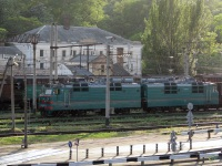 Одесса. ВЛ80с-1672