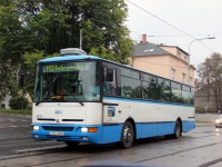 Острава. Karosa B952E 2T2 2382