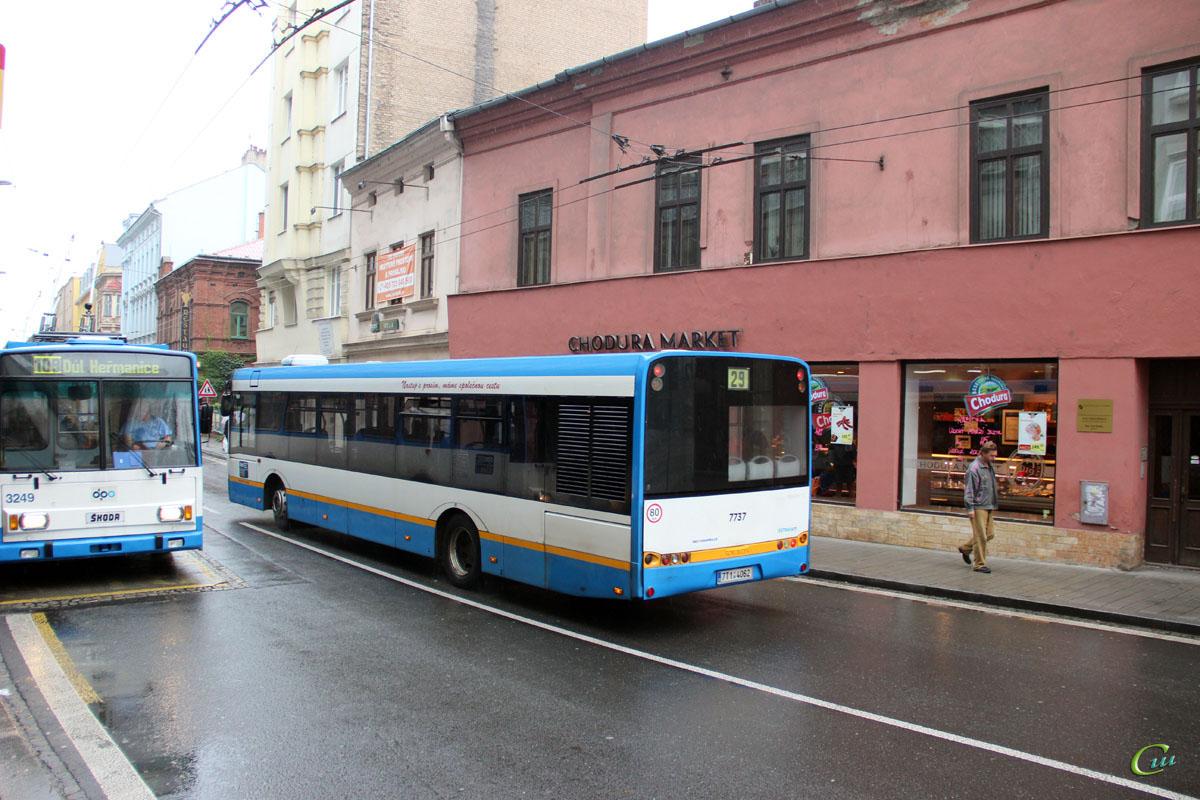 Острава. Solaris Urbino 12 7T1 4062