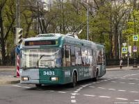 Санкт-Петербург. АКСМ-321 №3431