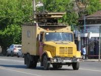 Курган. Автоподъёмник для ремонта контактной сети АП-7МП на шасси ЗиЛ-433362 (с924кв 45)