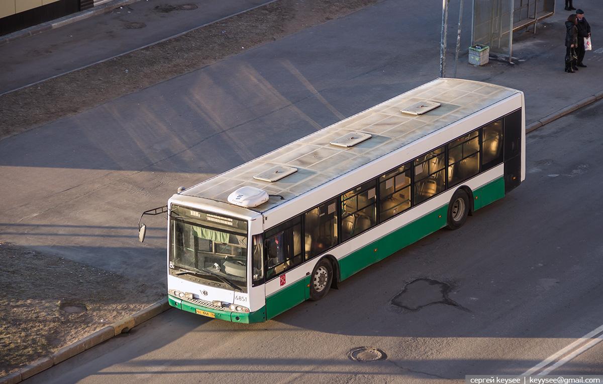 Санкт-Петербург. Волжанин-5270.06 ве848
