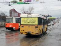 Пермь. Mercedes O405 ау417