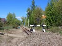 Пенза. Оборотный тупик станции Сосновка