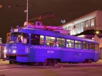 Москва. Tatra T3 (МТТЧ) №30199
