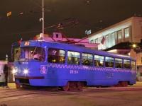 Москва. Tatra T3 (МТТЧ) №30154