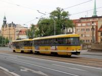 Пльзень. Tatra T3R.P №286, Tatra T3R.PLF №315