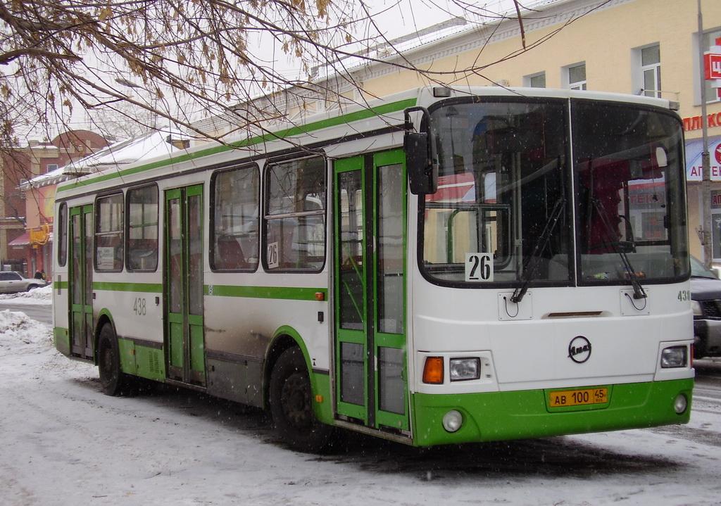 Курган. ЛиАЗ-5256.45 ав100