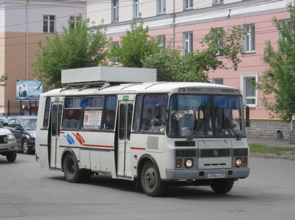 Курган. ПАЗ-4234 н996кх