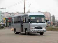 Таганрог. Hyundai County LWB х788нн