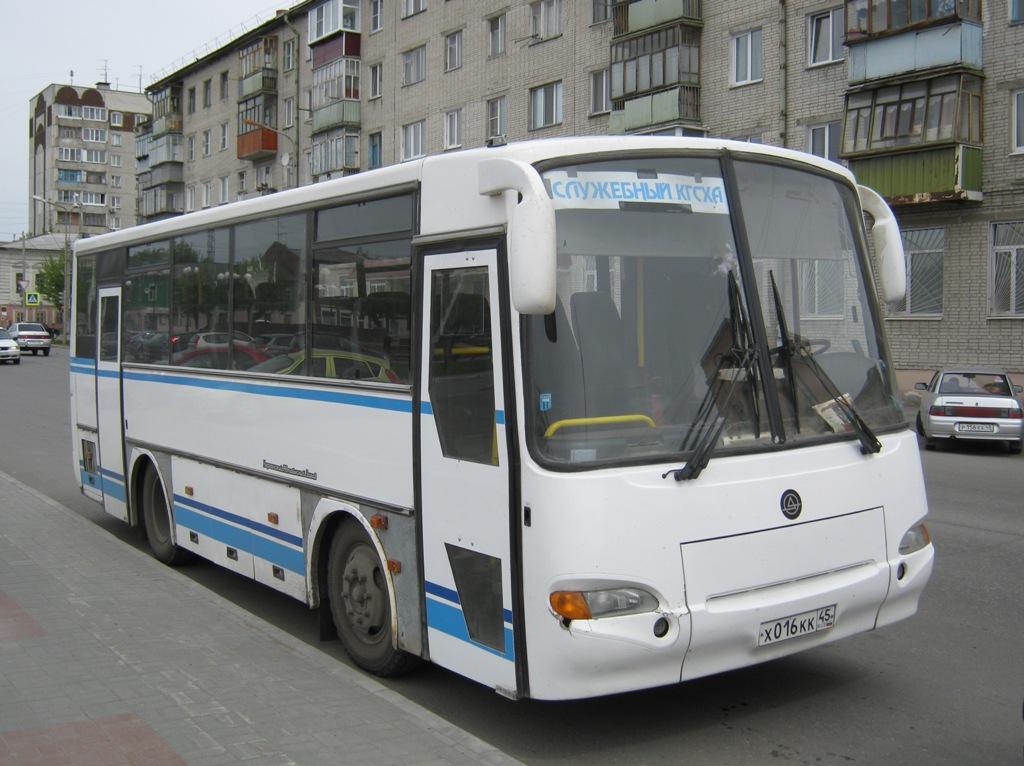 Курган. ПАЗ-4230-02 х016кк