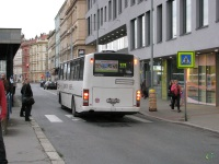 Прага. Karosa C954 2S6 2161
