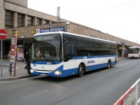 Прага. Irisbus Crossway LE 12M 1SB 0697