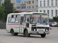 Шадринск. ПАЗ-3205-110 р824кн