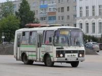 Шадринск. ПАЗ-32054 х587кв