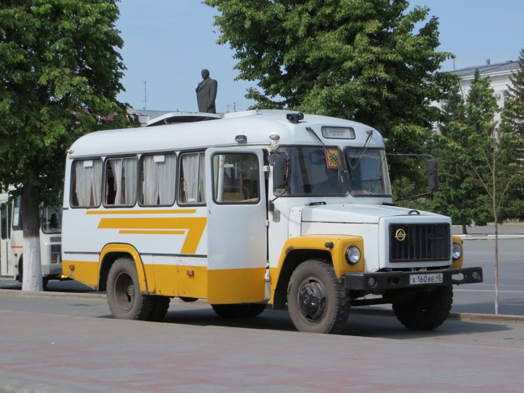 Курган. КАвЗ-39762 х160ве