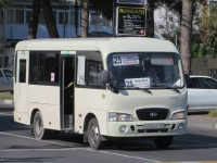 Анапа. Hyundai County SWB н760нр