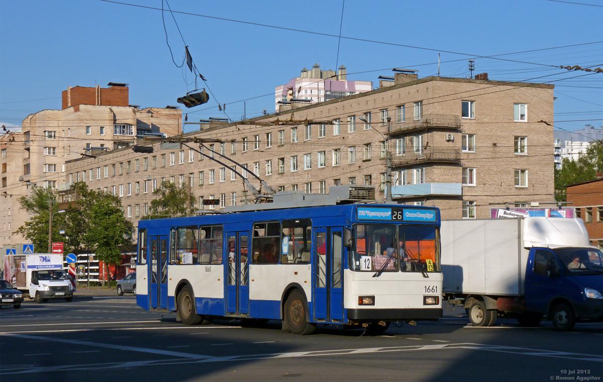 Санкт-Петербург. ВМЗ-5298-22 №1661