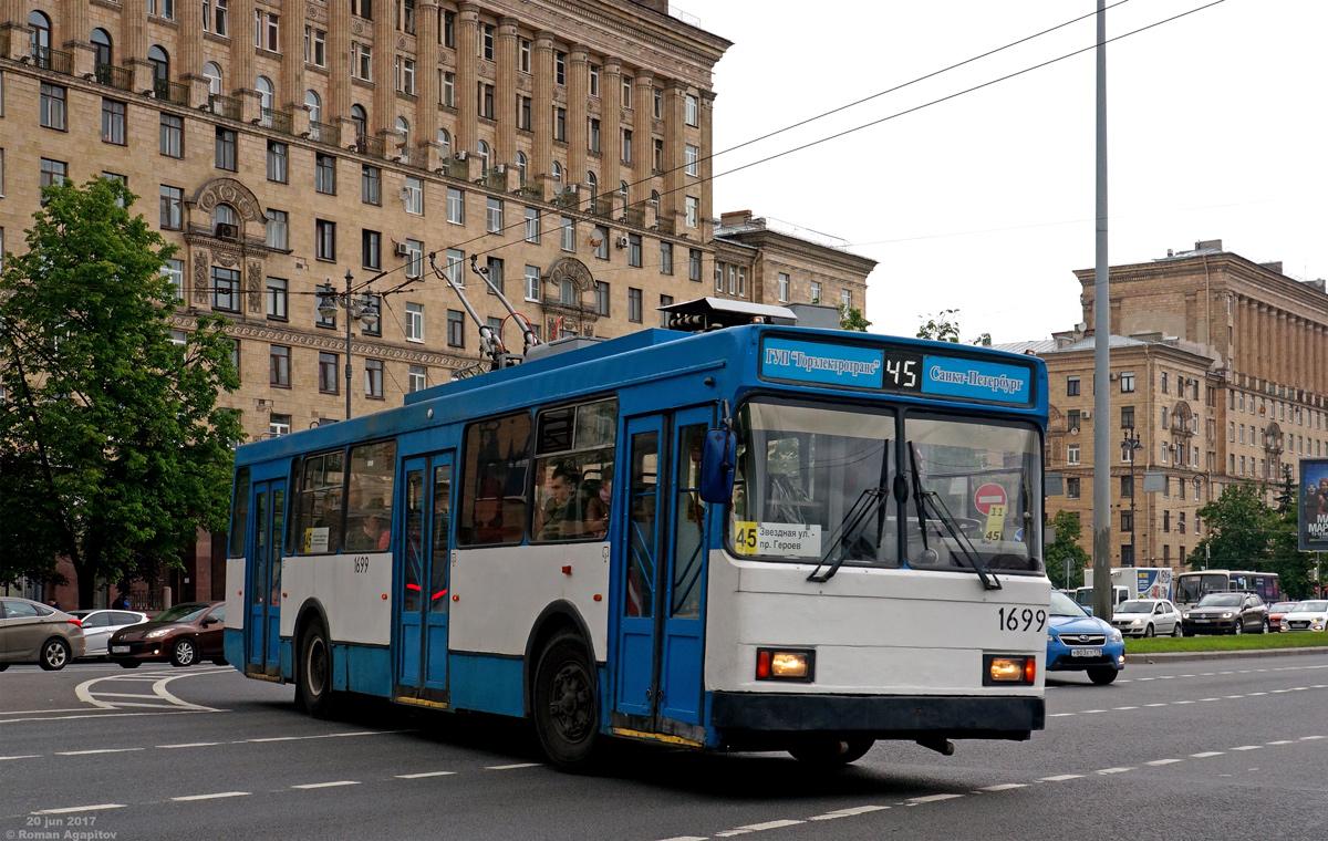 Санкт-Петербург. ВМЗ-5298.00 (ВМЗ-375) №1699