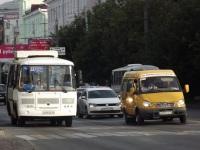 Курган. ПАЗ-32054 а697мв, ГАЗель (все модификации) к352на
