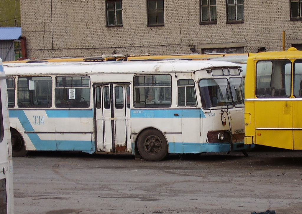 Курган. ЛиАЗ-677М м255вр