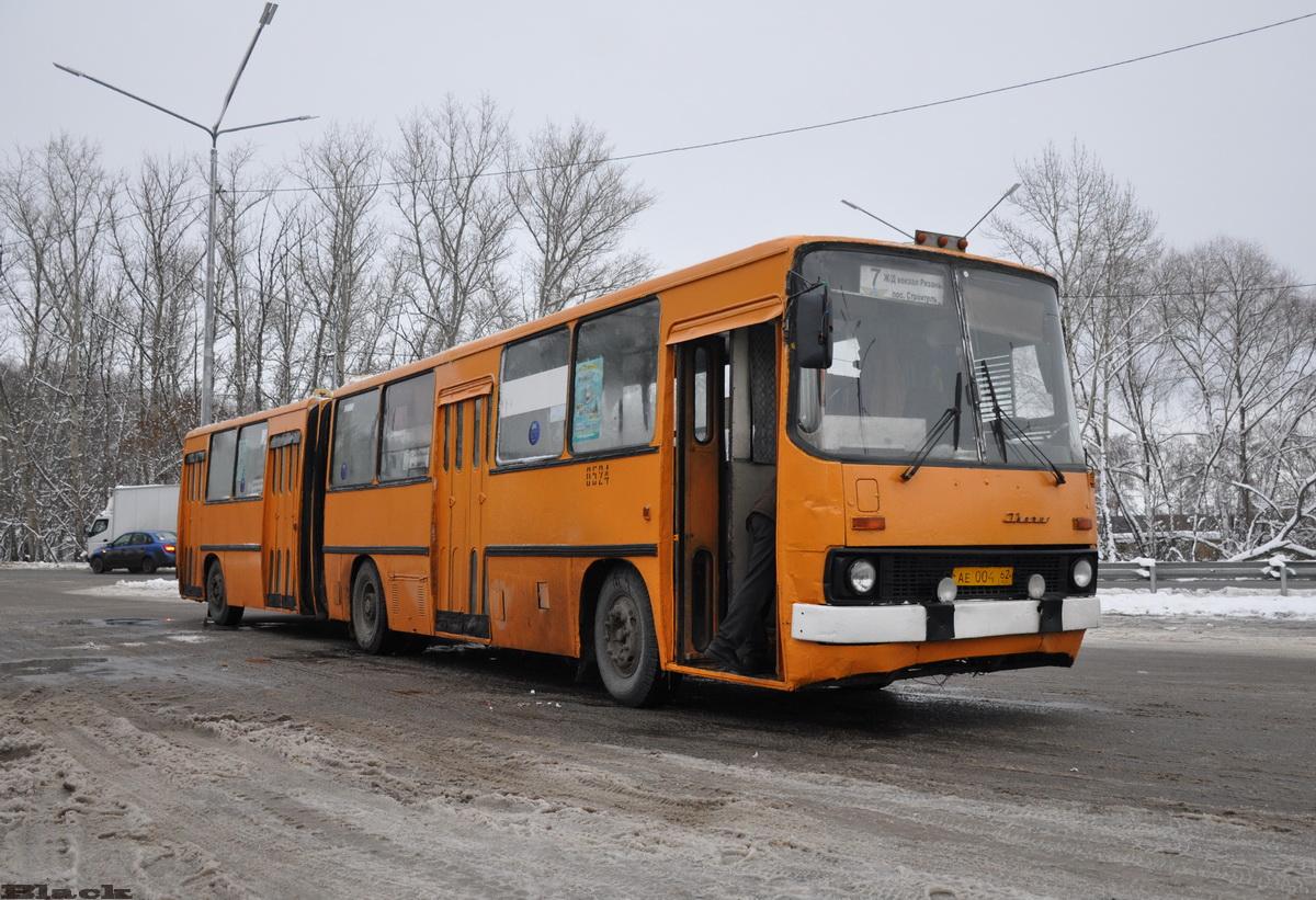 Рязань. Ikarus 280.02 ае004