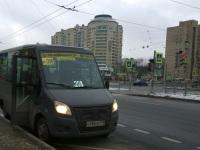 Санкт-Петербург. ГАЗель Next с458ое