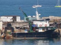 Анапа. Чёрное море, Большая Анапская бухта, Морской вокзал Анапа