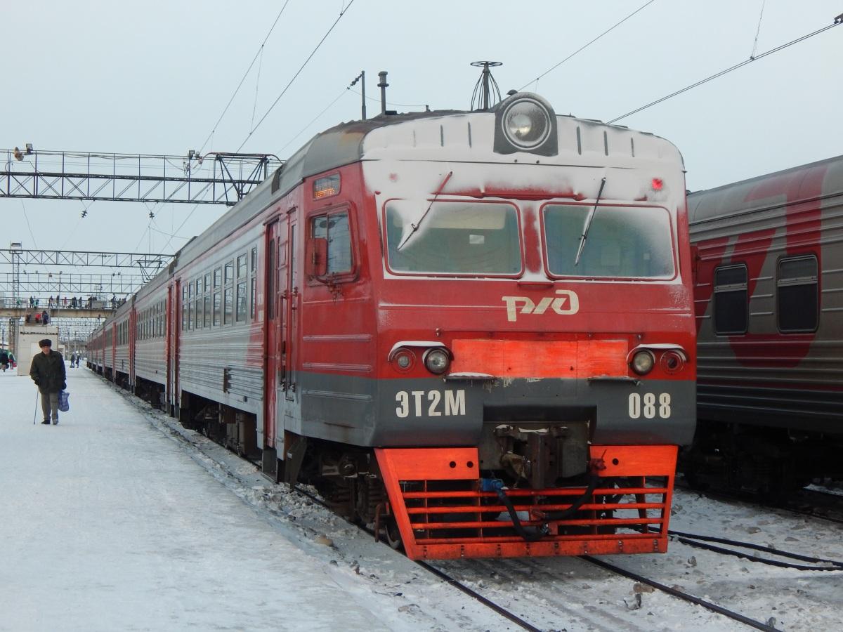 Тюмень. ЭТ2М-088