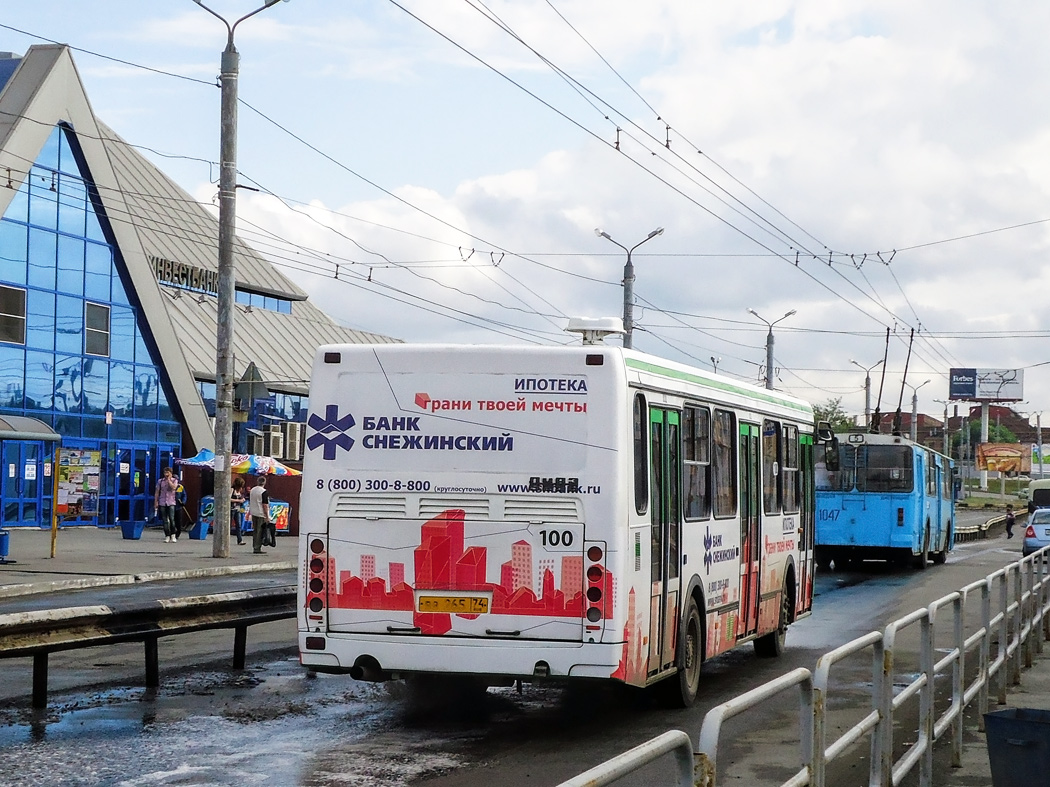 Челябинск. ЛиАЗ-5256.26 вв265