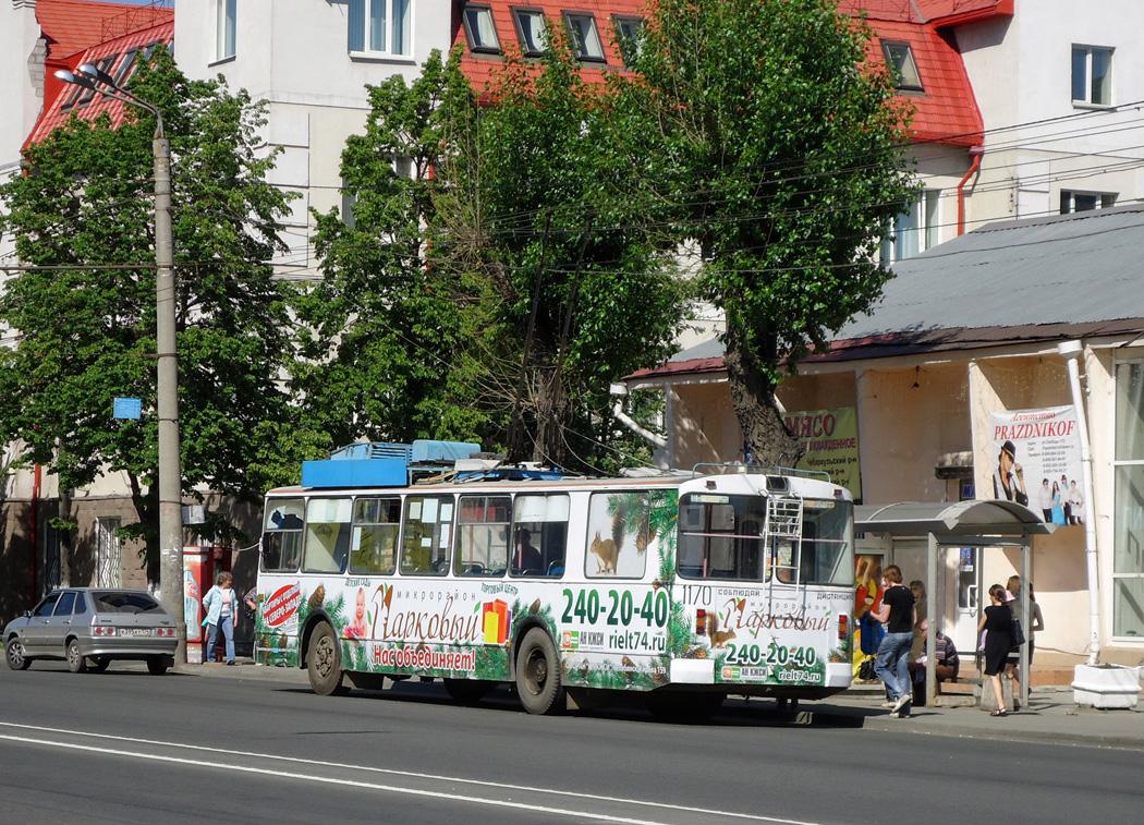 Челябинск. ЗиУ-682Г00 №1170
