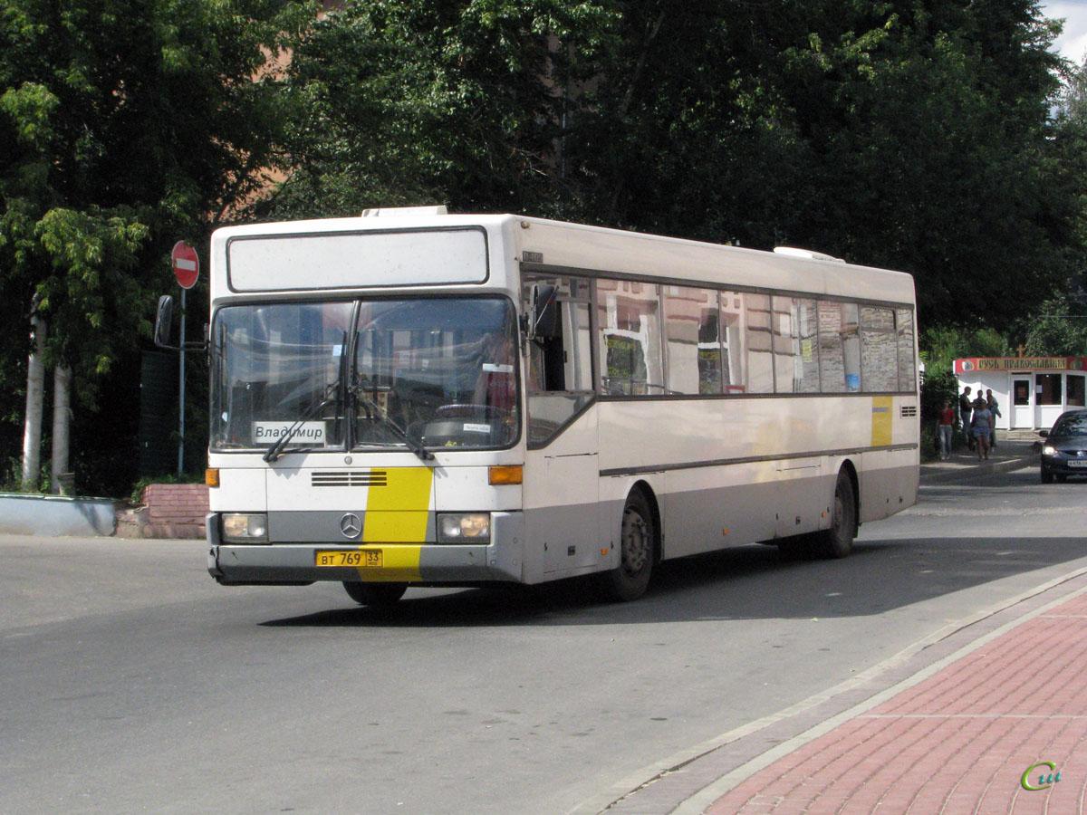 Владимир. Mercedes O405 вт769