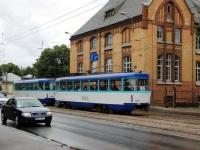 Рига. Tatra T3A №50661, Tatra T3A №50672