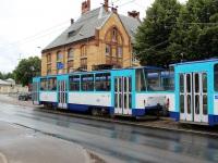 Рига. Tatra T6B5 (Tatra T3M) №35261