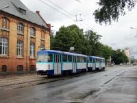 Рига. Tatra T3A №30645, Tatra T3A №30656