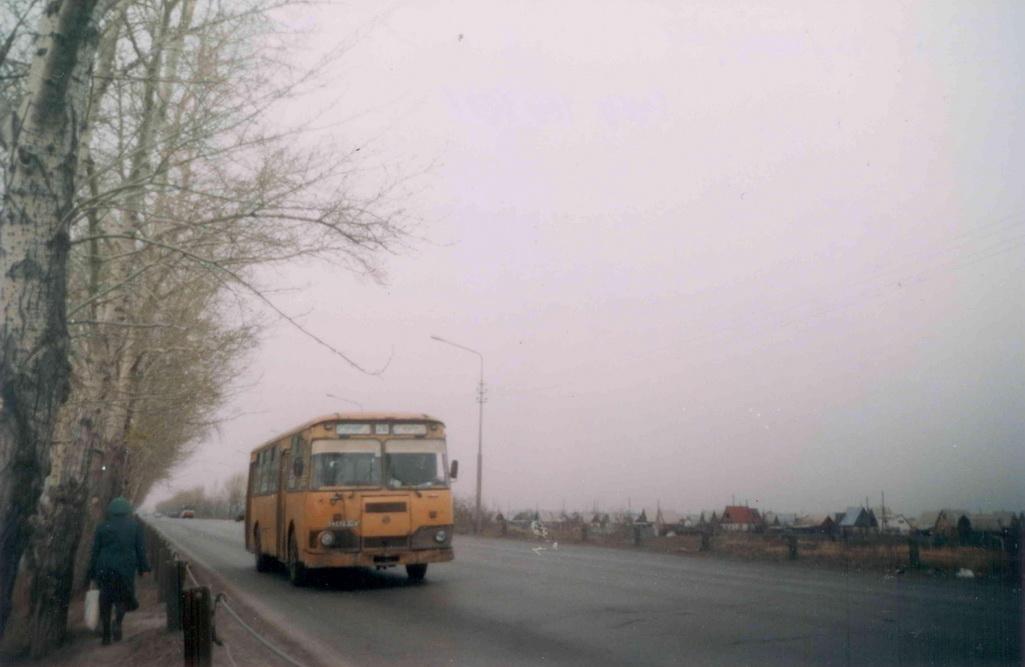 Курган. ЛиАЗ-677М 2362КНП