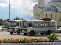 Россошь. ПАЗ-32053 ам143, ПАЗ-4234 ах213