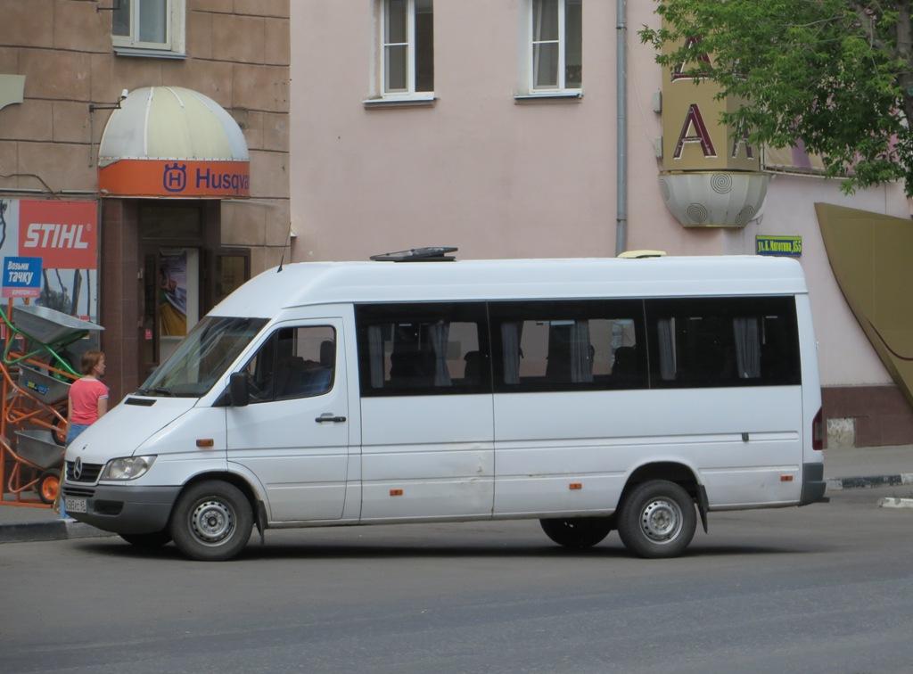 Курган. Mercedes Sprinter 313CDI а585кс
