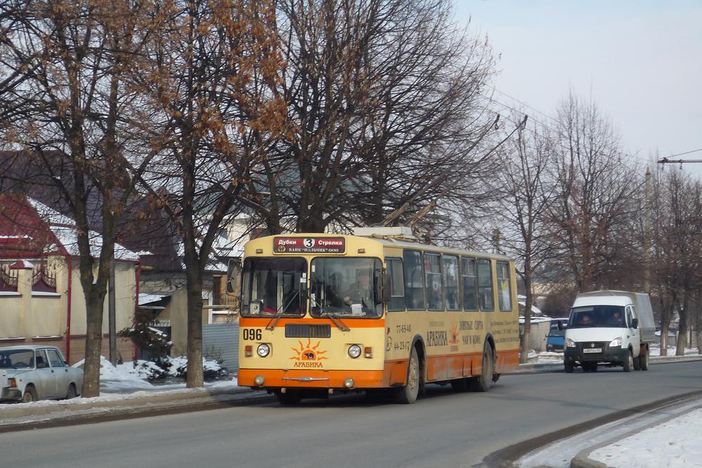 Нальчик. ЗиУ-682Г-012 (ЗиУ-682Г0А) №096
