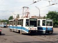 Москва. 71-608К (КТМ-8) №8096, 71-608К (КТМ-8) №8137