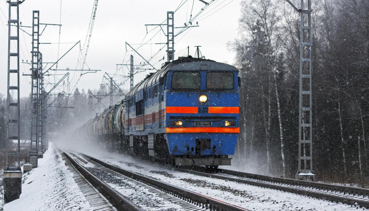 Санкт-Петербург. 2ТЭ116-710