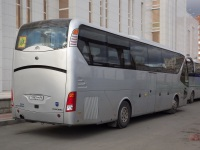 Курган. Yutong ZK6129H т860нм