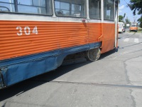 Таганрог. 71-605 (КТМ-5) №307, 71-605 (КТМ-5) №304