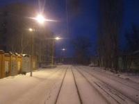 Таганрог. Въезд на диспетчерскую станцию
