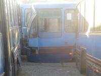 Отставленные от работы троллейбусы DAF B79T-K560