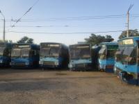 Таганрог. DAF B79T-K560 №0145, DAF B79T-K560 №0166, DAF B79T-K560 №0168, DAF B79T-K560 №115