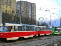 Киев. K3R-NNP №550, Tatra T3SUCS №6013, Tatra T3SUCS №5543