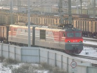 Курган. ВЛ10-1160