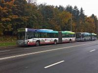Вильнюс. Volvo 7700A AGF 820, Volvo 7700A BOU 827