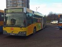 Вильнюс. Mercedes O405GN CBS 732, Volvo 7700A AGF 823